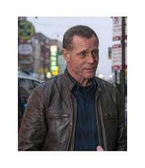 chicago pd hank voight jacket