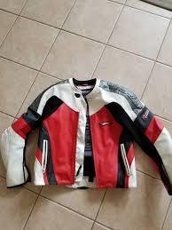 teknic motorcycle jacket