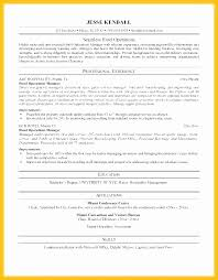 Hospitality Resume Sample Interesting Hospitality Resume Example Impressive Resume In Hospitality