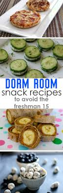 top ideas about college colleges students healthy dorm room snack recipes