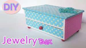how to make a jewelry box ana diy crafts