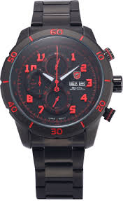 gummy shark 2 black red stainless steel watches for men gummy shark 2 black red stainless steel watches for men shark sport watch official
