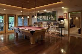 minneapolis pool table lights with contemporary game accessories family room eclectic and dark floor