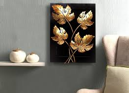 Small Picture Maple Leaf Wall Hanging Handmade Wall Art Decor Home Decor