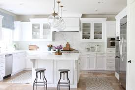 Industrial Style Kitchen Pendant Lights Becki Owens Calming Kitchen And Dining Design