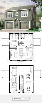 Juliet Two-Car Garage Apartment Plan 113D-7501 | House Plans and More -