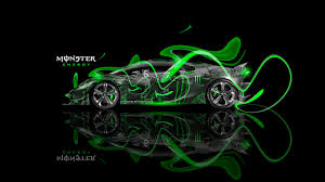 monster energy lamborghini sesto elemento fantasy plastic car