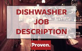 Dishwasher Job Description Simple The Perfect Construction Supervisor Job Description Proven