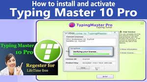 Typing Master 10 Pro Basic Tutorial - YouTube
