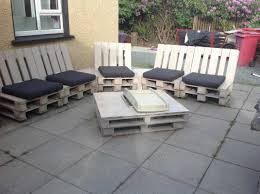 Patio From Pallets Pallet Patio Set O Pallet Ideas O 1001 Pallets