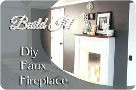 making a fireplace how to build a fireplace mantel faux fireplace feature 1 making fireplace mantel