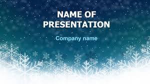 Winter Powerpoint Download Free Funny Winter Powerpoint Theme For Presentation