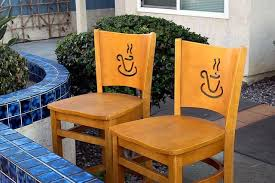 backyard furniture ideas. Brilliant Backyard Old Bar Stools Or School Chairs Are The Perfect Way To Add Inexpensive  Seating Your Outdoor Spaces Often Found At And Business Auctions Flea  With Backyard Furniture Ideas