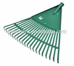 garden rakes. 20teeth plastic garden rake lawn leaf rakes