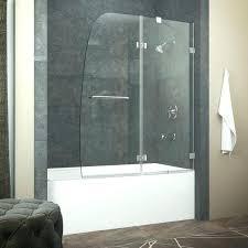 install pivot shower door shower doors for bathtub cool folding hinged tub door fold glass installing