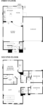 kb homes floor plans 2005