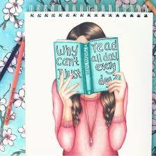 art book color colors drawing kristina webb read reading
