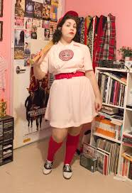 andi b goode how i made my rockford peaches costume
