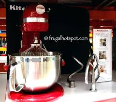 Kitchenaid Lift Stand Mixer Sale 6 Quart Bowl Frugal  Video Review Professional Qt
