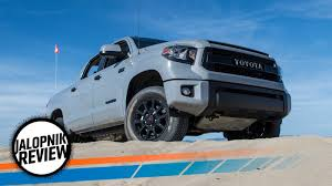 The 2017 Toyota Tundra TRD Pro Is The Best Version Of An Honest Old ...
