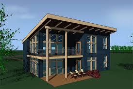 One Watt House  CTI U2014 Reference Design  Solar Home  Illinois Solar Home Designs