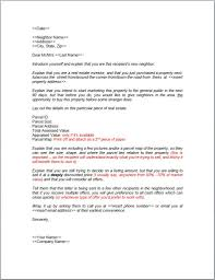 complaint letter to neighbor complaint letter sample neighbor follow up a job