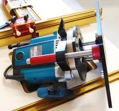 rout r lift prestige with the makita plunge router