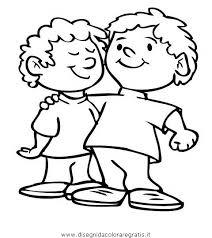 Disegno Fratelligemelli Personaggio Cartone Animato Da Colorare