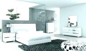 Modern Bedroom Furniture White Set Cheap Condo – dieet.co