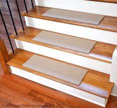 dean non slip tape free pet friendly diy carpet stair treads rugs 27 x 9 15 color cream ca home kitchen