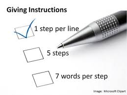 difference between directions and instructions difference between difference between directions and instructions 1