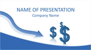 Powerpoint Financial Financial Crisis Powerpoint Template Templateswise Com
