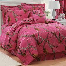 realtree ap fuchsia comforter sets