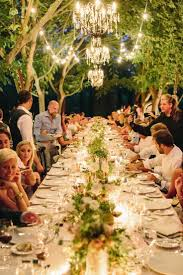 #al-fresco, #outdoor-dinner-party Photography: Matt Edge Wedding