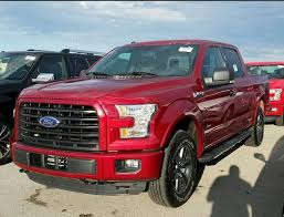 2016 Ford F-150 Crew Cab 4X4 PICK UP Truck SuperCrew Cab 6
