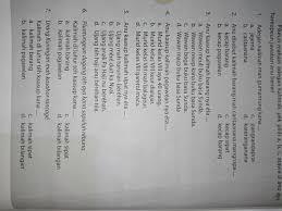 Video ini membahas soal dan kunci jawaban yang terdapat pada buku siswa senang belajar matematika kelas 5 sd halaman 19 kurikulum 2013 semester 1 tentang. Mohon Dijawab Kaka Mohon Bantuannya Bahasa Sunda Kelas 8 Halaman 32 Pancen 9 Brainly Co Id