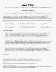 Scrum Master Resume Fresh Project Management Resume Project