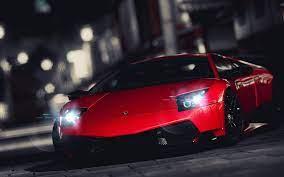 Red Lamborghini Wallpapers - Wallpaper Cave