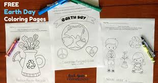 Check your email for your downloadable coloring sheet. Free Earth Day Coloring Pages For Fun Activities For Kids Rock Your Homeschool