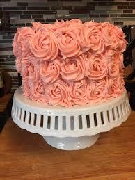 Pink Champagne Cake Recipe Desserts Cake Recipes Champagne