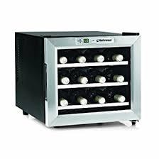 wine enthusiast wine refrigerator. Modren Wine Wine Enthusiast Silent 12 Bottle Refrigerator Stainless Steel Throughout N