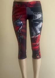 deadpool workout pants want tights leggings workout pants fashion
