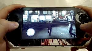 Yakuza 0 HARD PS Vita Remote Play on PS4 Pro