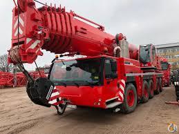 Ltm 1200 1 Load Chart 2016 Liebherr Ltm 1200 5 1 Crane For Sale In Houston Texas