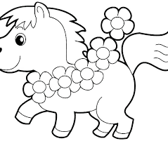 Zoo Animals Coloring Pages For Preschoolers Zoo Animal Coloring Page