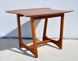 Pair of Adrian Pearsall for Craft Associates Stingray Tables