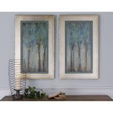 uttermost whispering wind aqua blue framed art set of 2 hover to zoom 79641410 055 1 hover to zoom on whispering wind 2 piece framed wall art set with uttermost whispering wind aqua blue framed art set of 2 41410