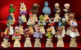 muppet characters. Unique Characters Muppet Busts For Characters