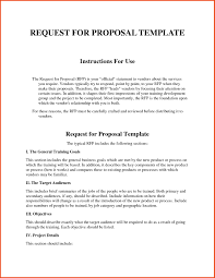 012 Simple Business Proposal Template Ideas Word Proposition