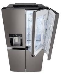 lg black french door refrigerator. lpxs30866d lg black stainless steel series 36\ lg french door refrigerator l